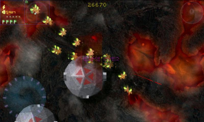 Sinister Planet - Asteroids - screenshot