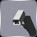 caméra CCTV live wallpaper icon