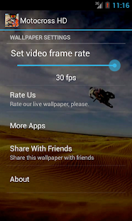 Motocross HD - screenshot thumbnail