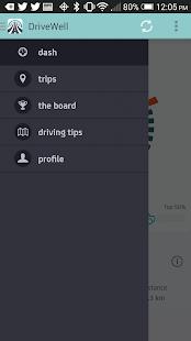 DriveWell Beta - screenshot thumbnail