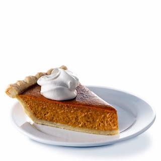 Pumpkin Pie with Truvía® Baking Blend.
