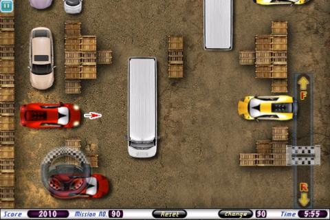 Parking Lot Master Lite - screenshot