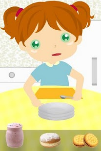 Essen Lernspiel Kinder- screenshot thumbnail