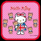 Hello Kitty CuteBabyBear Theme icon