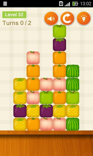 Move The Fruit