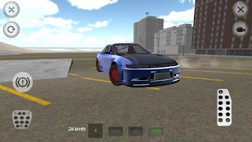 Screenshot of Road Drift Racing Car