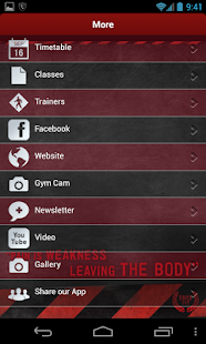 Onyxfit - screenshot thumbnail