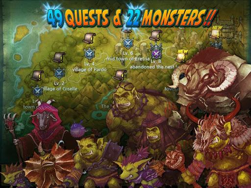 【免費角色扮演App】Quest Defense - Tower Defense-APP點子