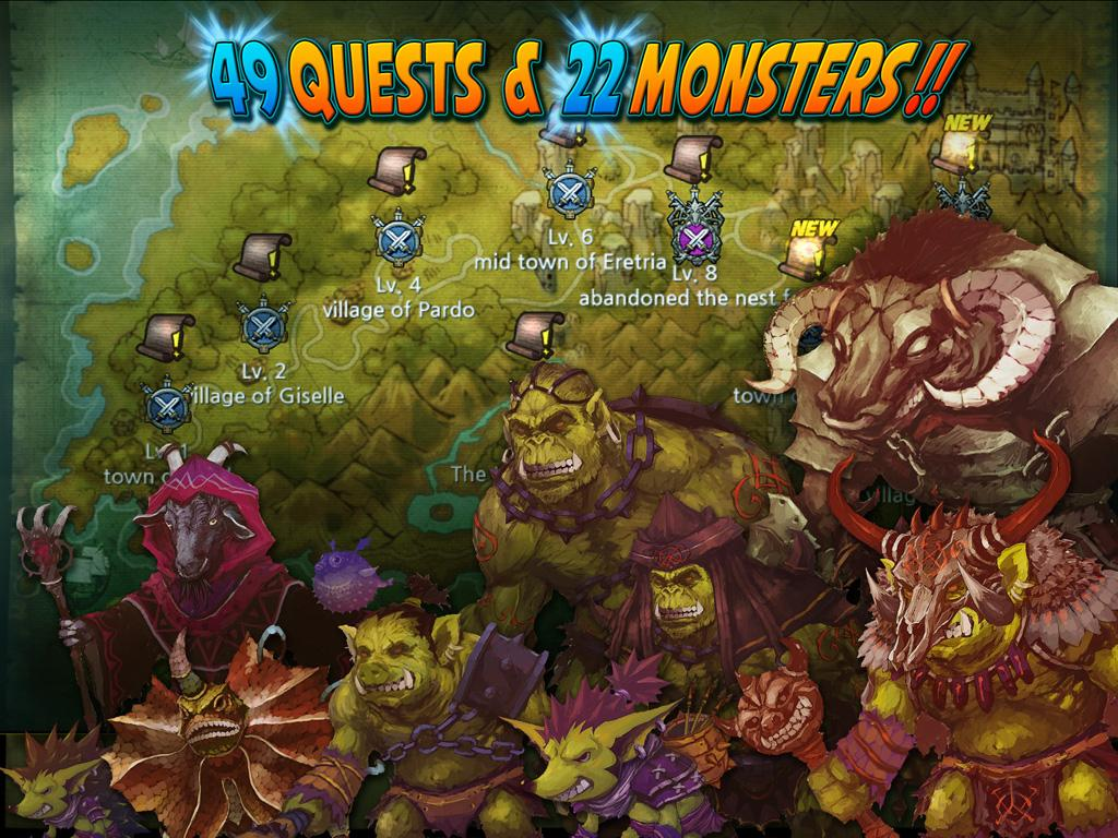 Quest Defense - Tower Defense- screenshot