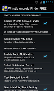 Whistle Phone Finder PRO screenshot 1