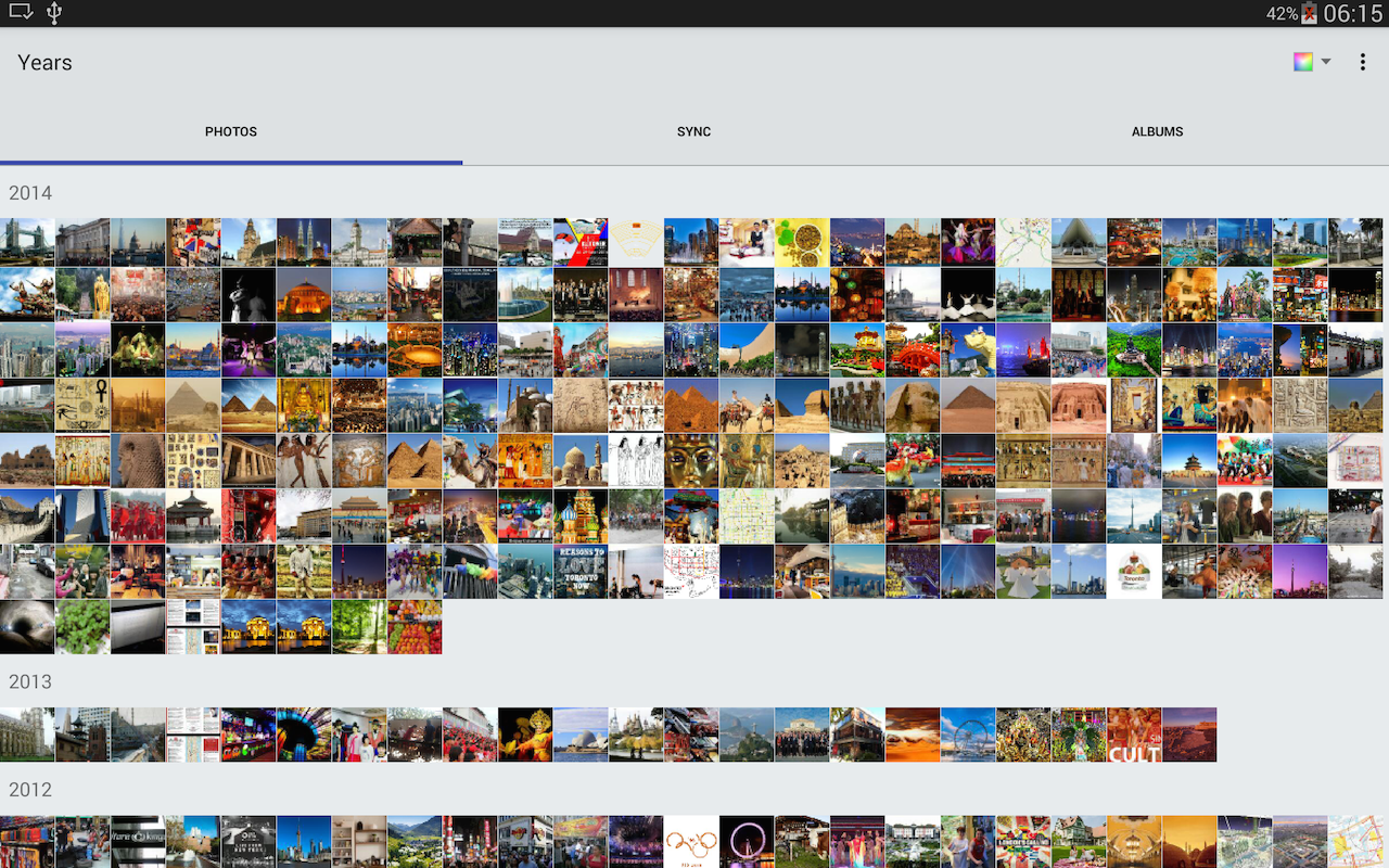 A+ Galleria foto & video- screenshot