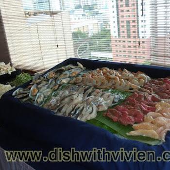 Gen@10 Japanese Restaurant @ Sunway Putra Hotel - Malaysia