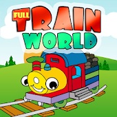 Train World Builder Full icon