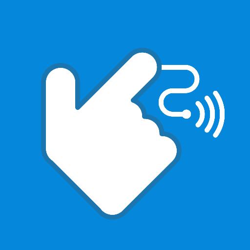 通訊必備App|手書き電話UD LOGO-綠色工廠好玩App