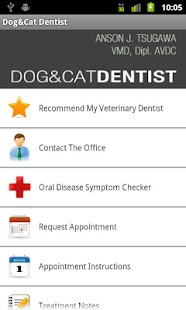 Dog & Cat Dentist screenshot for Android