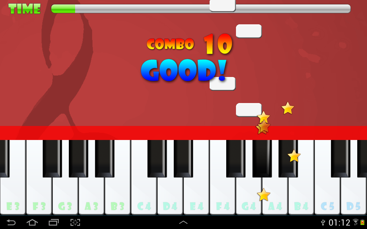 Piano Master Beethoven Special- screenshot