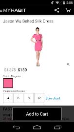 MYHABIT - Designer Brands Screenshot 2