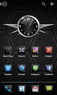 Black Gloss Multi Theme - screenshot thumbnail