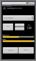 Screenshot of Simple Metronome