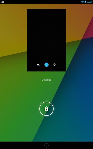 Nexus Camera Widget