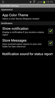 HushSMS Full Version - Warez Mobile Forum - iPhone, Android, Symbian
