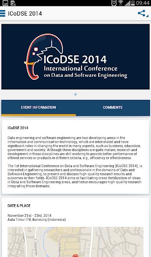ICoDSE 2014