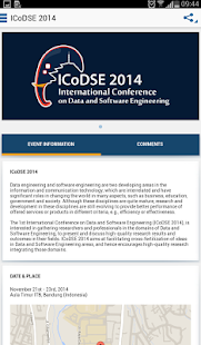 ICoDSE 2014- screenshot thumbnail