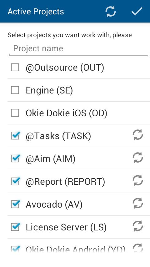 Okie Dokie (YouTrack) - screenshot
