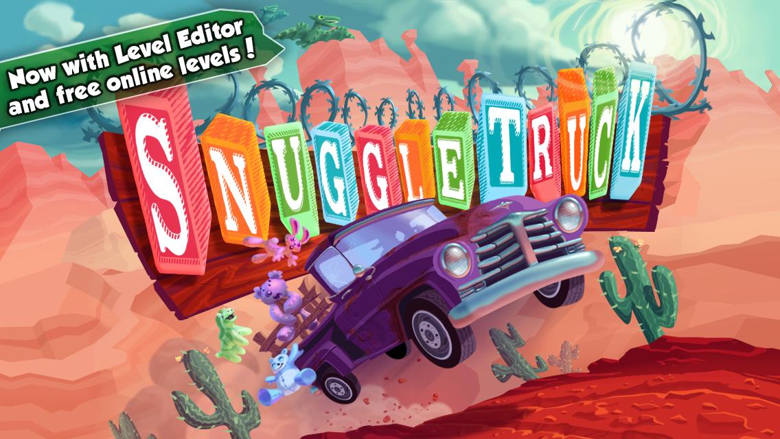Snuggle Truck- screenshot