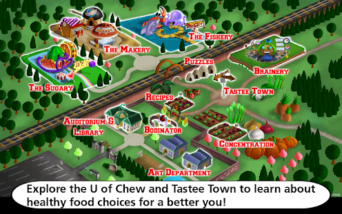U of Chew- screenshot thumbnail