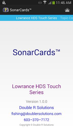SonarCards