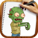 Draw Zombies and Undead icon