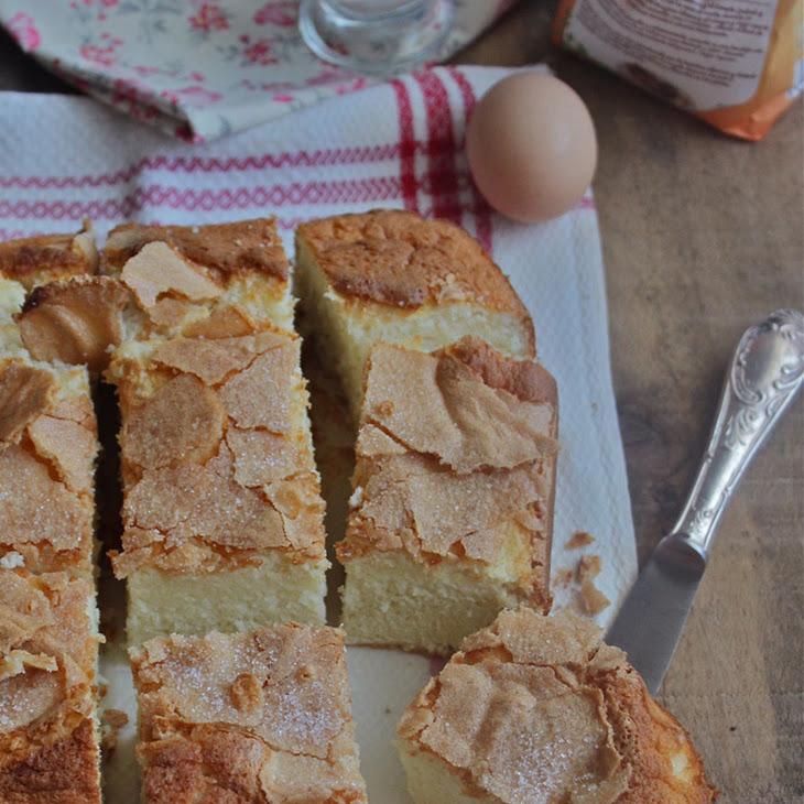 White Galician Cake (Bica) Recipe