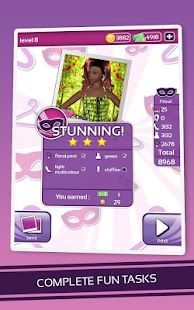 Me Girl Dress Up - screenshot thumbnail