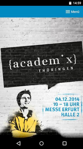 academix Thüringen 2014
