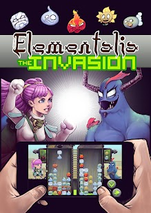 Elementalia: The Invasion- screenshot thumbnail