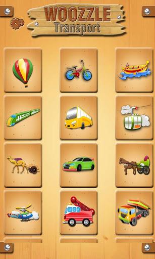 Transport Puzzle Woozzle