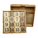 15 Puzzle Logic Game icon