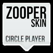 CirclePlayer Zooper skin