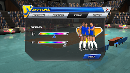 VolleySim: Visualize the Game 1.11 screenshot 715579