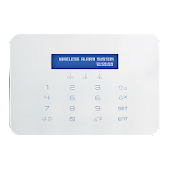 GSM Wireless Alarm System-G70