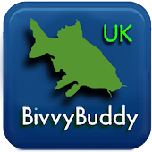 BivvyBuddy UK Carp Fishing GPS