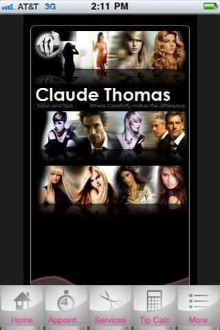 Claude Thomas Salon and Spa