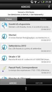 ADECEC- screenshot thumbnail