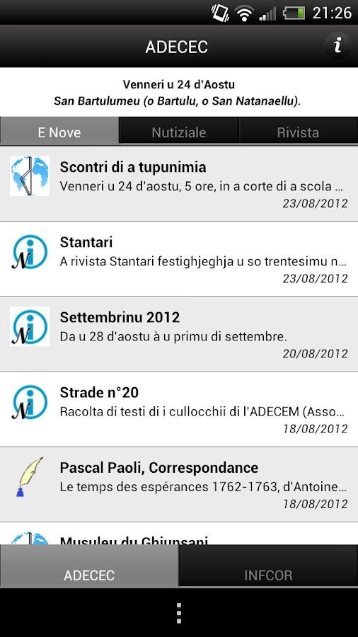 ADECEC- screenshot