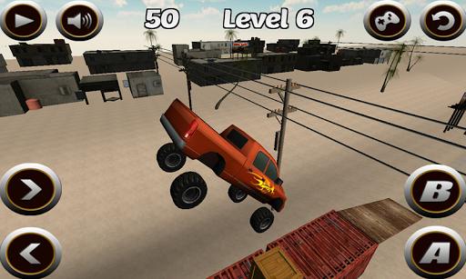 沙漠賽車模擬器
