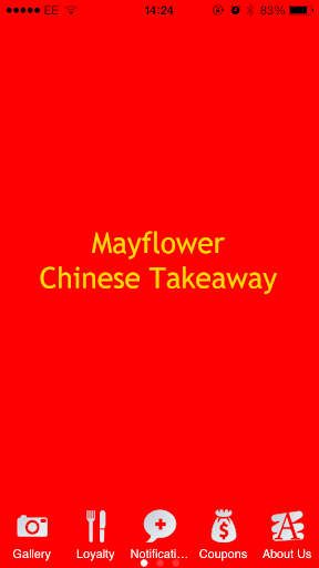 Mayflower Chinese