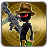 Stickman Treasure Hunter Game