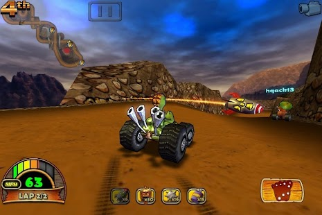 Tiki Kart 3D Screenshot 8