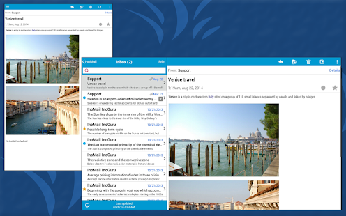 InoMail - Email - screenshot thumbnail